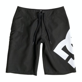 DC Lanai 17 Boys Boardshorts - Black