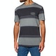 Quiksilver Gradient Stripe Short Sleeve T-Shirt