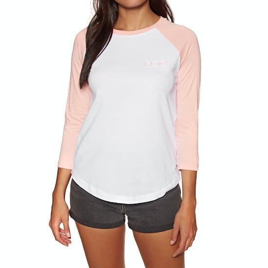 Element Edge Womens Long Sleeve T-Shirt