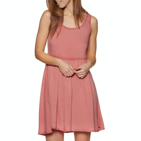 Animal Lacee Dress - Brick Dust Pink