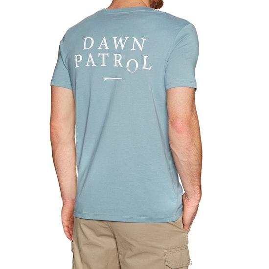 Surf Perimeters The Dawn Patrol Casual Short Sleeve T-Shirt