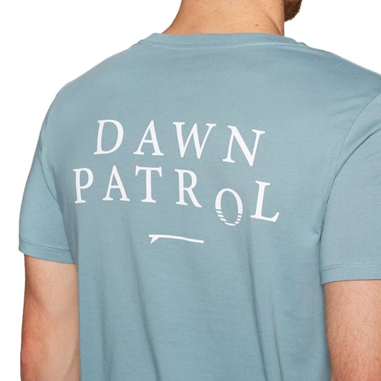 Camiseta de manga corta Surf Perimeters The Dawn Patrol Casual