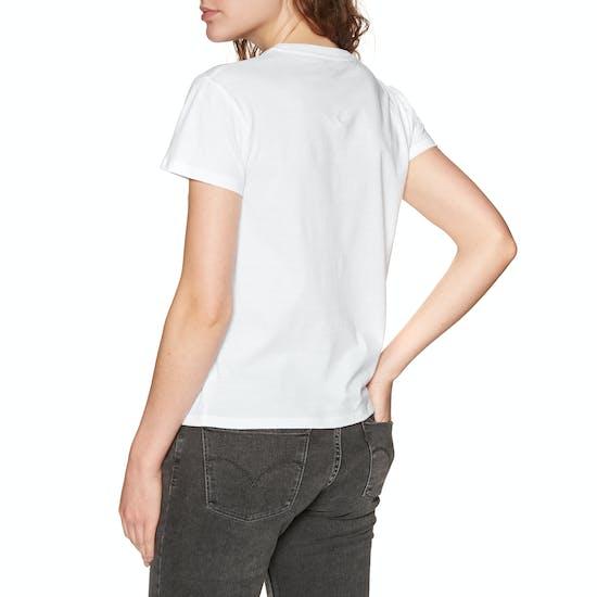 T-Shirt à Manche Courte Femme Carhartt Tilda Hartt