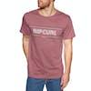 T-Shirt à Manche Courte Rip Curl Mama Strokes - Light Red