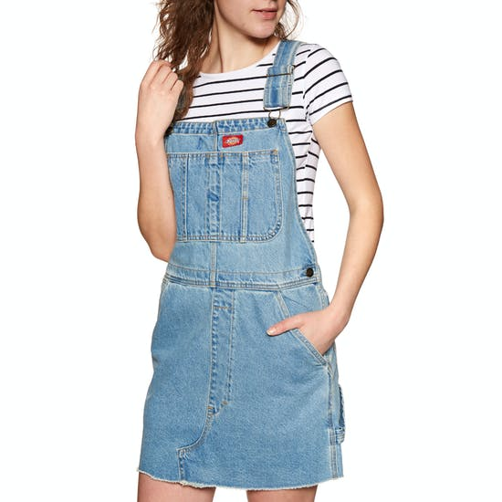 Dickies Hopewell Dungaree Jurk