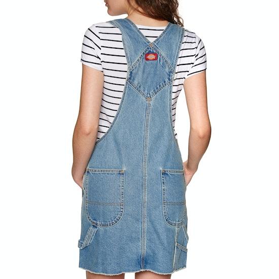 Dickies Hopewell Dungaree Dress
