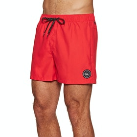 Quiksilver Everyday 15in Swim Shorts - High Risk Red