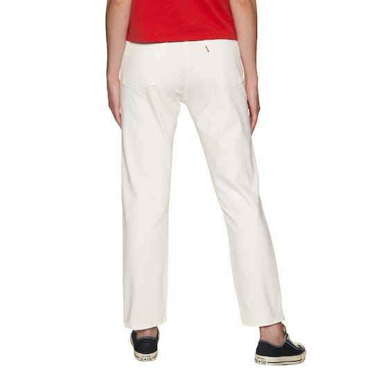 Jeans Femme Levis 501 Crop
