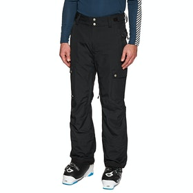 Planks Good Times Ltd Edition Eco Snow Pant - Black