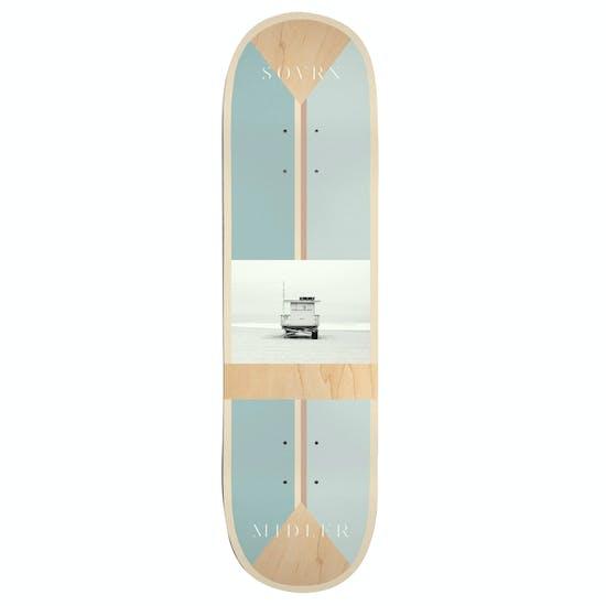 SOVRN Zuma Alex Midler 8.0 Inch スケートボード用デッキ
