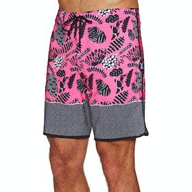 Hurley Phantom JW Nola 18in Boardshorts - Hyper Pink
