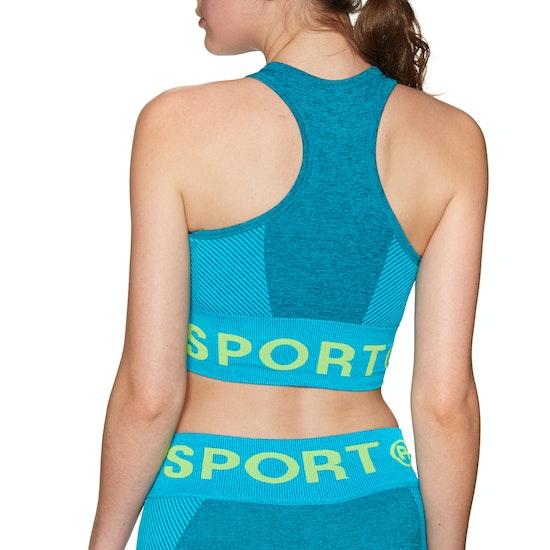 Sports Bra Femme Superdry Active Seamless