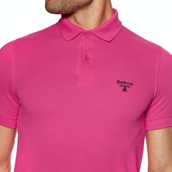Barbour Beacon Cotton Polo Shirt