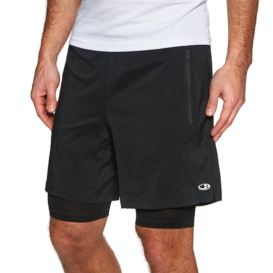 Icebreaker Mens Impulse Training Running Shorts available