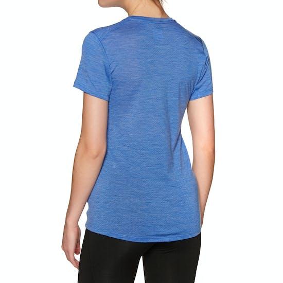 T-Shirt à Manche Courte Femme Icebreaker Amplify Low Crewe
