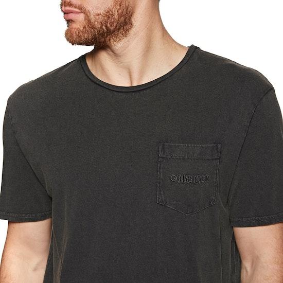 Quiksilver False Faces Pocket Short Sleeve T-Shirt
