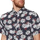 Quiksilver Fluid Geometric Short Sleeve Shirt