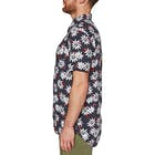 Quiksilver Fluid Geometric Short Sleeve Shirt