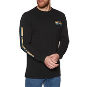 Quiksilver Step Up Step Down Long Sleeve T-Shirt