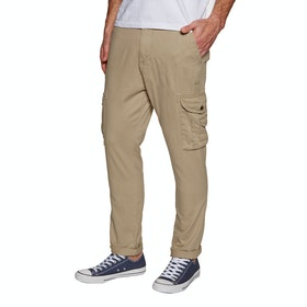 Quiksilver Crucial Cargo Pants - Plage