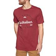 Quiksilver Drop In Drop Out Short Sleeve T-Shirt