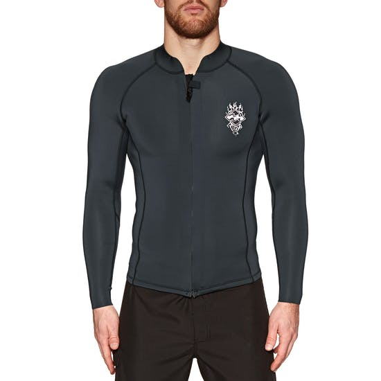 Billabong Revolution 2mm 2019 Front Zip Wetsuit Jacket