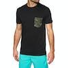Billabong Team Pocket Short Sleeve , Surf T-Shirt - Black