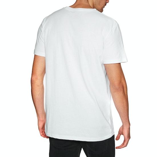 DC 4 Stripe Kurzarm-T-Shirt