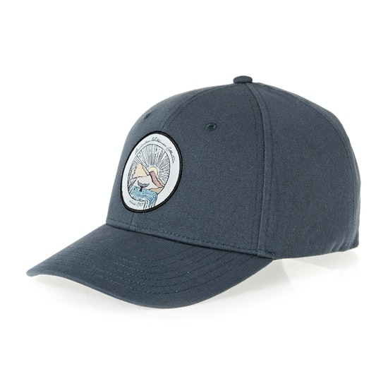 Quiksilver Waterman Stream Dripper Snapback Cap