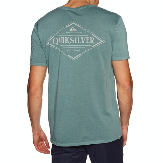 Quiksilver Vibed Short Sleeve T-Shirt