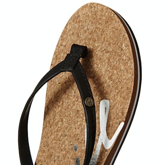 O'Neill Logo Cork Sandals