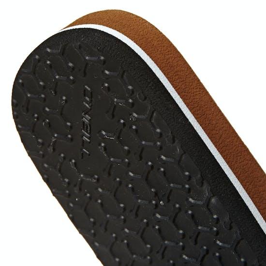 O Neill Logo Cork Sandals