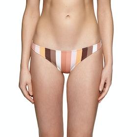 Rhythm Sahara Cheeky Bikini Bottoms - Desert