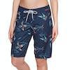 Boardshort Femme Animal Fian - Mid Navy Blue
