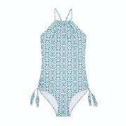 Seafolly Keyhole Tank Girls Swimsuit