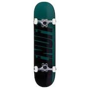 Enuff Half Stain 8 Inch Complete Skateboard