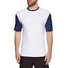Billabong Die Cut Short Sleeve Surf T-Shirt - White