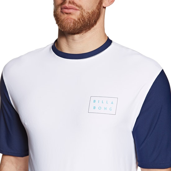 Billabong Die Cut Short Sleeve Mens Surf T-Shirt