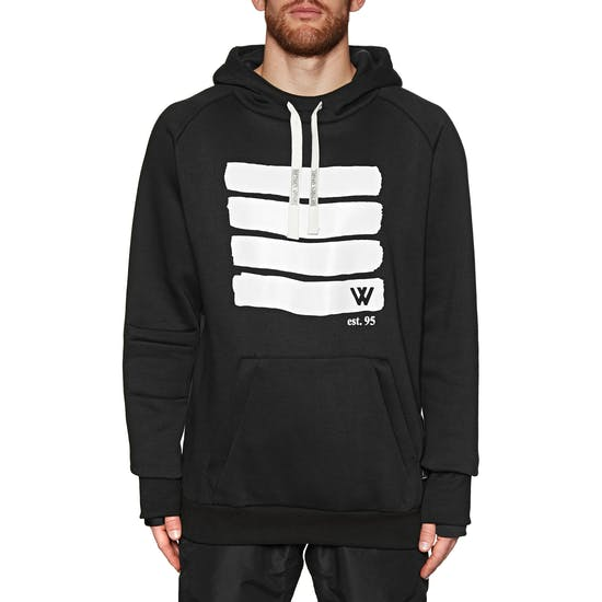 Whitelines Lines Riding Pullover Hoody