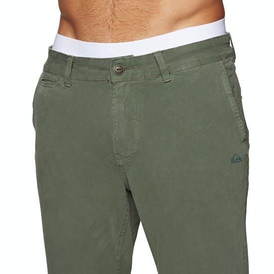 Quiksilver Krandy Slim Fit Chino Pant