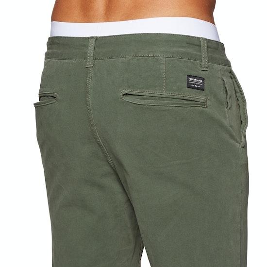 Pantalon Chino Quiksilver Krandy Slim Fit