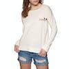 T-Shirt à Manche Longue Femme Rip Curl Horizion - Sea Salt