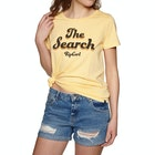 Rip Curl Keep Searching Ladies Short Sleeve T-Shirt