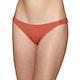 Pieza inferior de bikini Rip Curl Siren Swim Cheeky