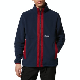 Craghoppers Archive Ashfield Full Zip Fleece - Mid Navy Fred