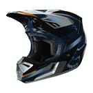 Fox Racing V3 Motif Motocross Helmet