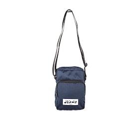Levi's L Series Small Cross Body Lazy Tab Messenger-Tasche - Dark Blue