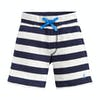 Shorts de andar Boys Joules Bucaneer - Creme And Navy Stripe