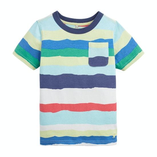 Joules Caspian Boys Short Sleeve T-Shirt