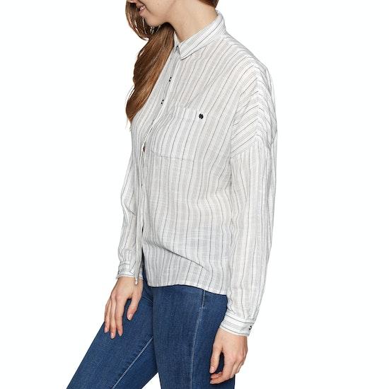 Rip Curl White Wash Womens Shirt